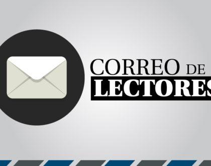 CORREO DE LECTORES – Septiembre 2020