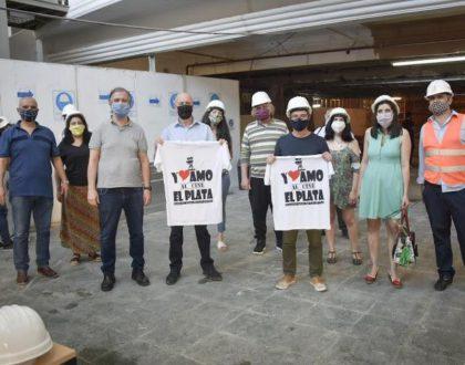 El Plata: el complejo cultural abrirá sus puertas en el primer semestre del año próximo