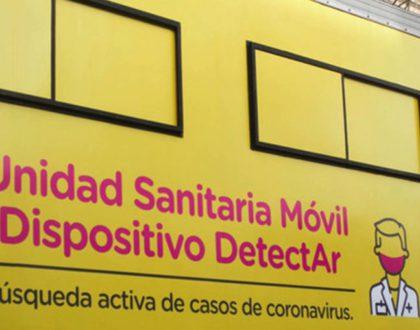 Coronavirus: continúa la disminución de contagios en toda la Comuna 9