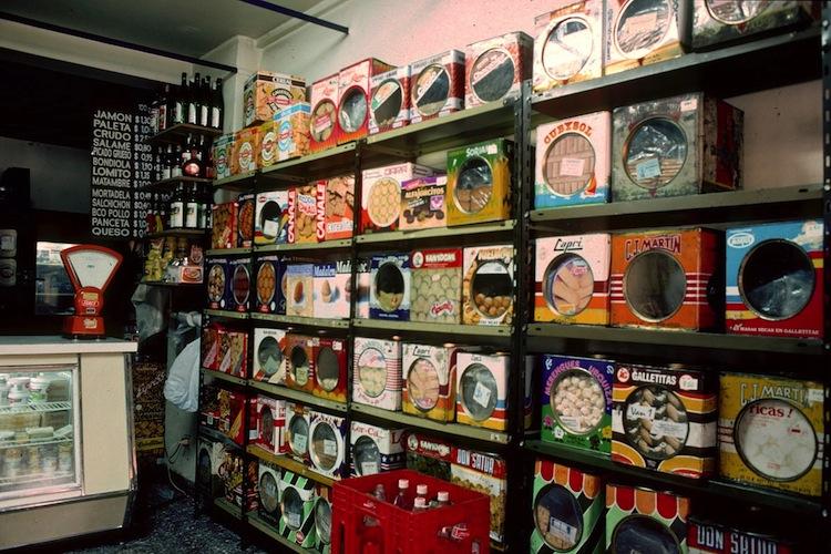 Todo suelto: la prehistoria de los comestibles envasados