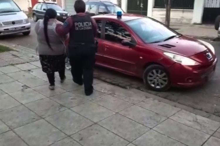 Liniers: detuvieron a una mujer que incumplía una condena por trata de personas