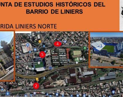 Paseo virtual por los tesoros de Liniers Norte