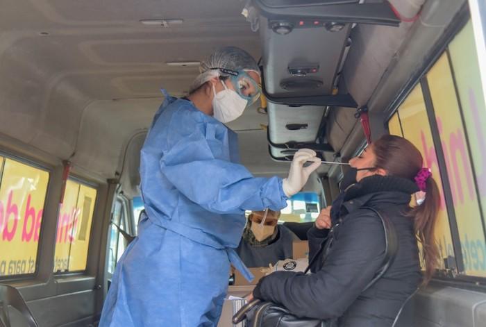 Coronavirus: disminuye el avance de los contagios en los tres barrios de la Comuna 9