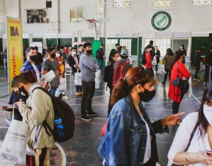 """Importante convocatoria de la """"Expo Empleo Barrial"""" en Villa del Parque"""